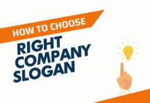 How to Choose a Right Company Slogan
