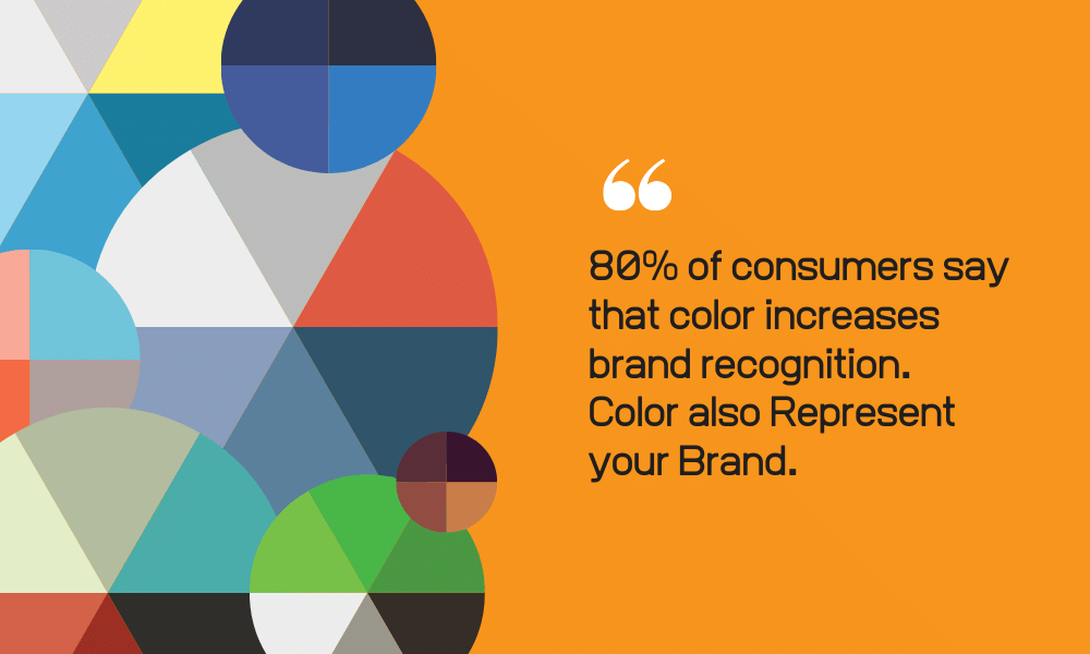 Choose right color of Logo