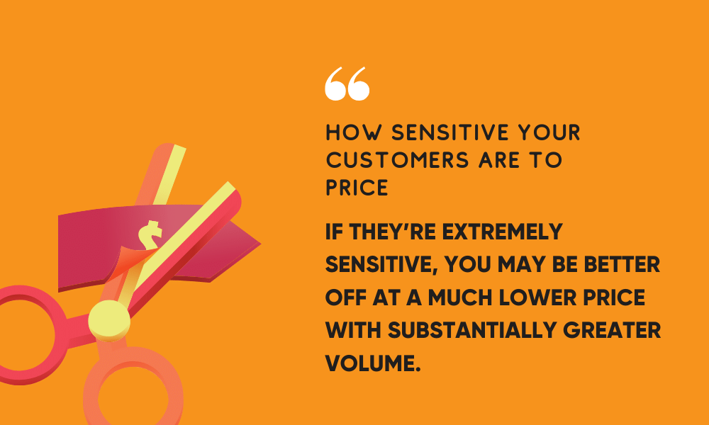 Proce Sensitive Customer Strategy
