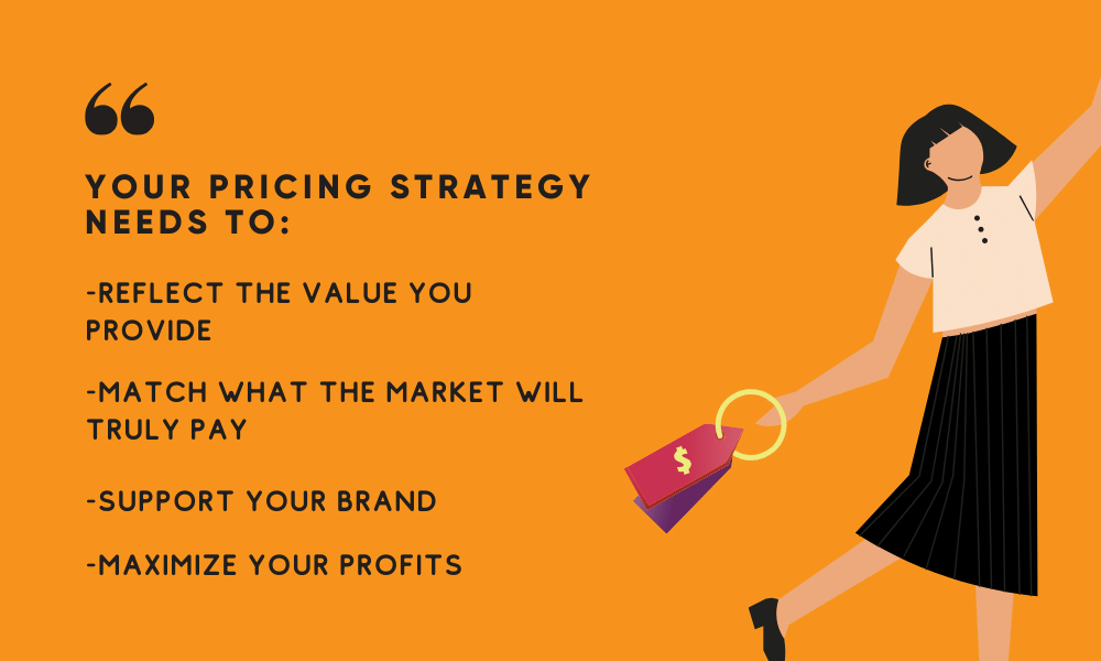 Pricing Strategy Needs to