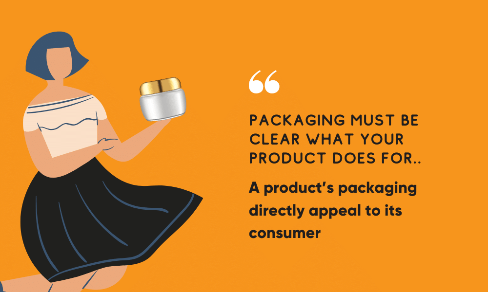 right packaging for right product