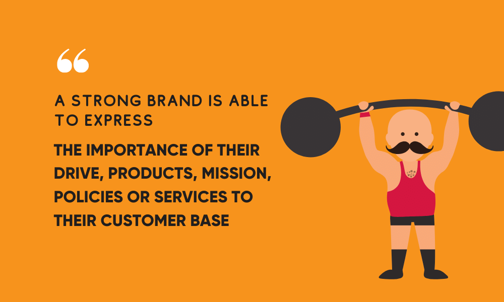 why need branding for business