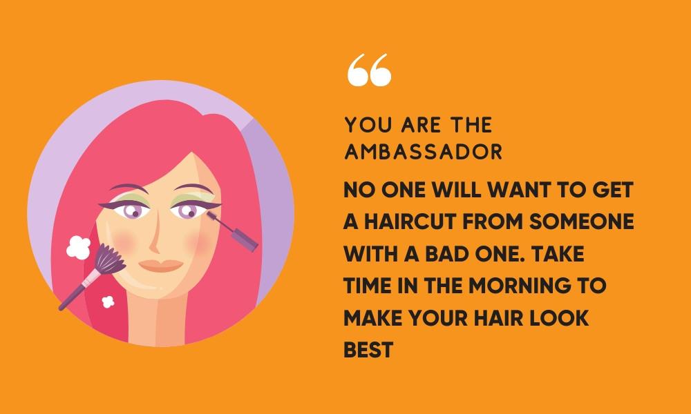 branding tips build hair salon brand
