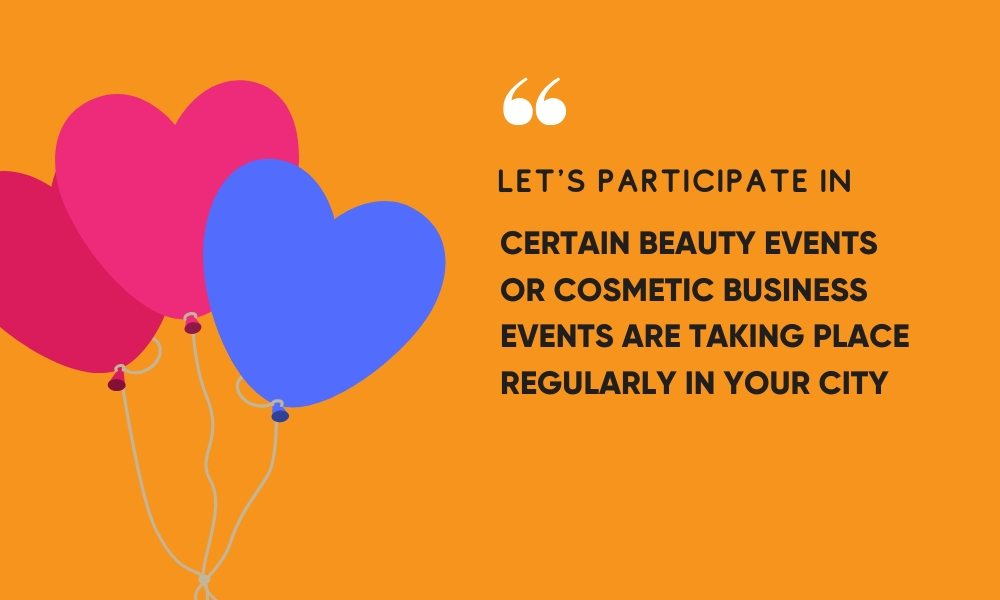 Public relation tips make cosmetic brand