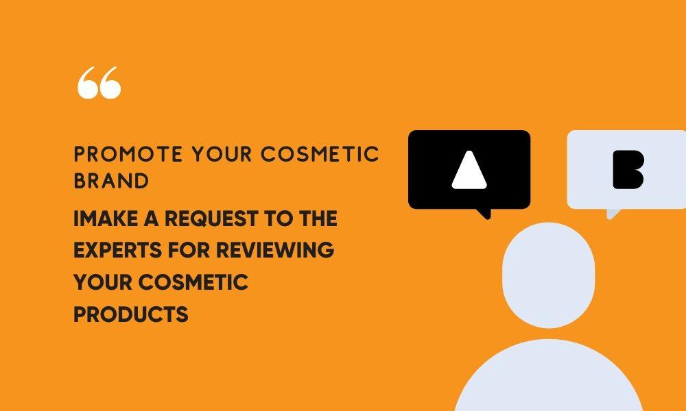 video marketing tips make cosmetic brand