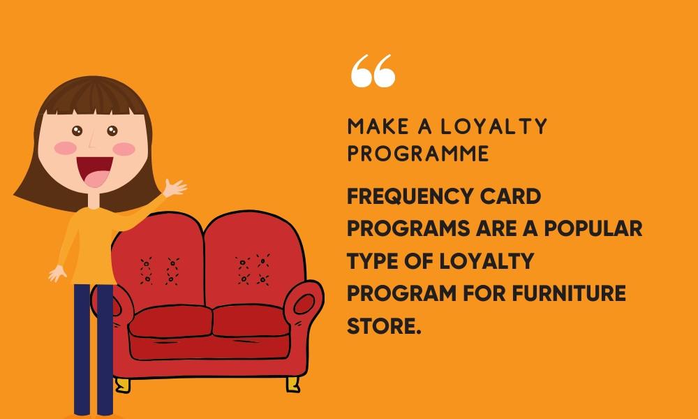 loyalty marketing tips build furniture brand