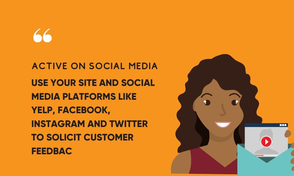 social media marketing tips build furniture brand