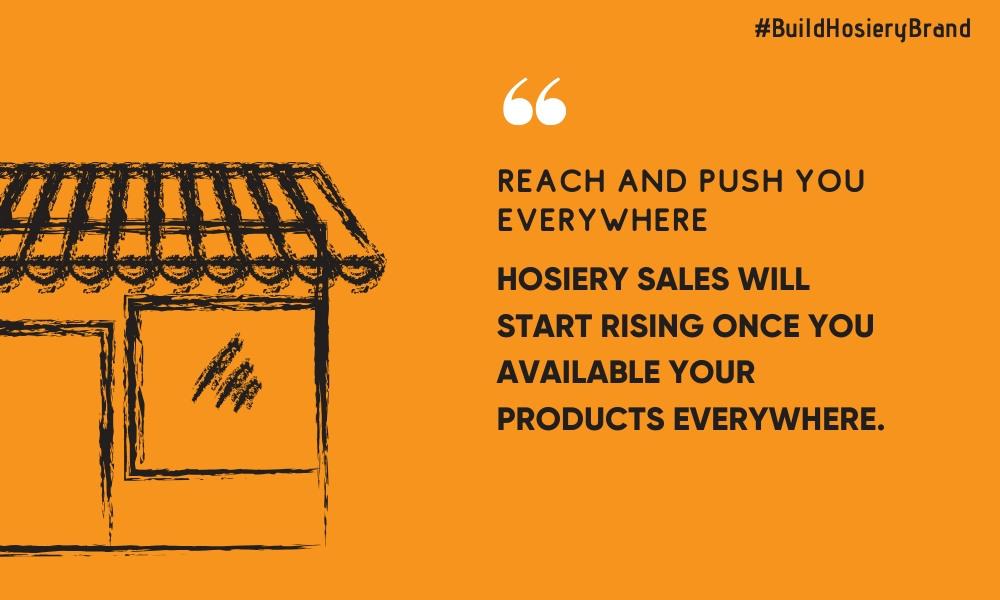 store branding tips build hosiery brand