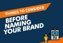 Things to Consider Before Naming Your Brand