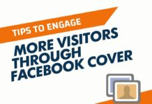 Tips to Engage More Visitors through Facebook Cover