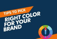 Tips to Pick Right Color for your Brand