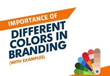 Importance of Different Colors in Branding