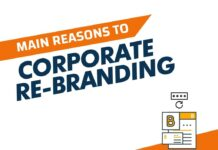 Main Reasons for Corporate Re Branding