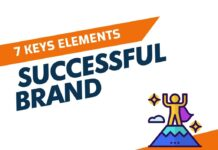 7 keys element successful brand