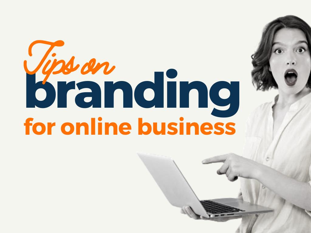 branding for online business