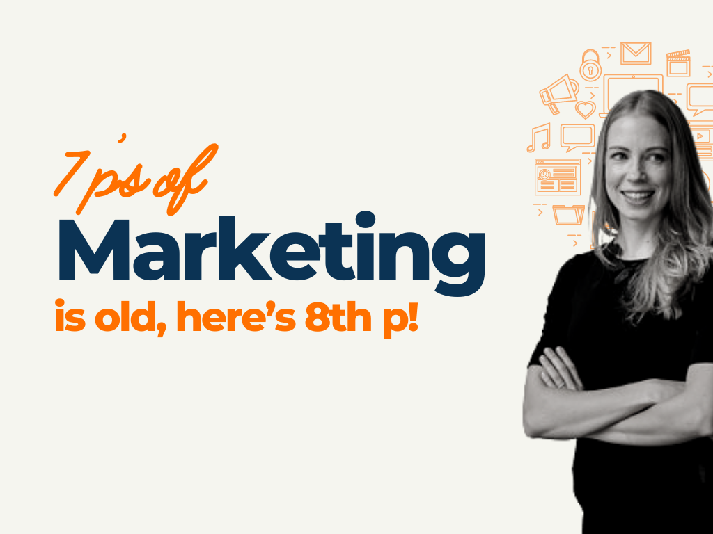 7ps of marketing with 8th ps