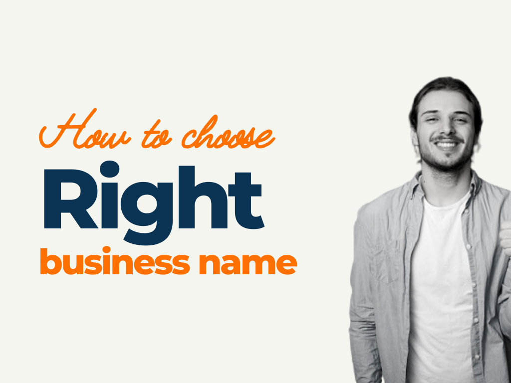 guide to choose right business name