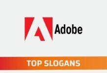 Adobe Brand Slogans