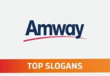 Amway Brand Slogans