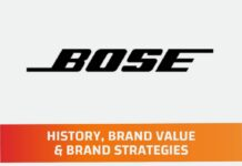 bose brand value and strategies