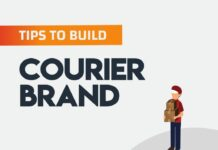 build courier brand