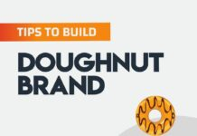 build doughnut brand