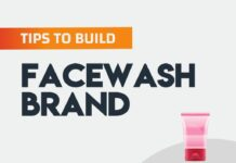 Build a Facewash Brand