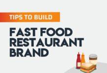 build fast food restaurant brand