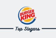Burger King Brand Slogans