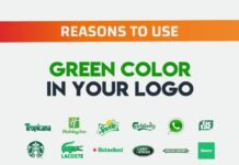 Why Choose Green color in logo