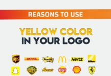 Why Choose Yellow Colour Logo