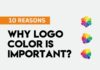 why logo color is important