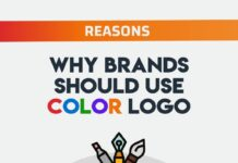 why brands should use color logo