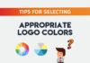 Select Appropriate Logo Colors