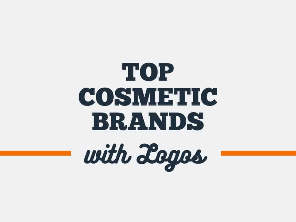 Top Cosmetic Brands World