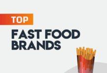 Top Fast Food Brands