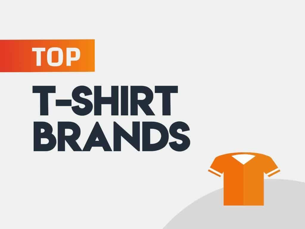 Top T-shirt Brands