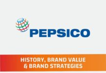PepsiCo Brand History, PepsiCo Brand Value and PepsiCo Brand Strategy