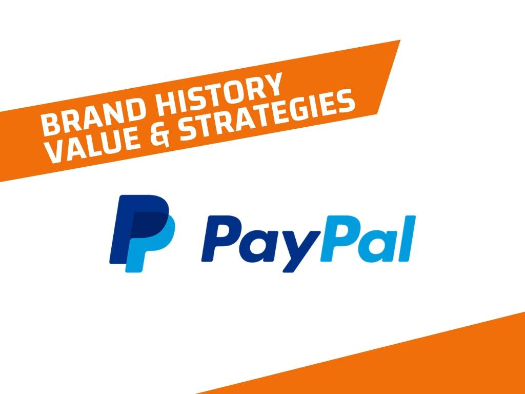 PayPal History, Brand Value and Brand Strategy