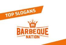Best Barbeque Nation Brand Slogans
