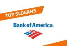 Best Bank of America Brand Slogans