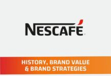 Nescafe – Brand History, Brand Value and Brand Strategy