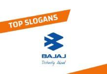 Best Bajaj Brand Slogans