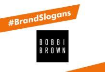 Best Bobbi Brown Brand Slogans