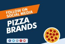 Pizza Brands to follow on Social Media