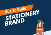 Tips to Build a Stationery Brand from a Scratch