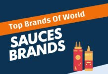 Best Sauces Brands of the World