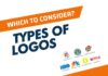 Types of Logos and How You Should Consider