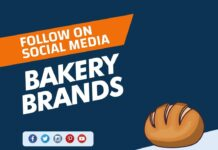 Bakery Brands to follow on Social Media