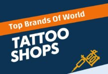 Best Tattoo Shops in the World